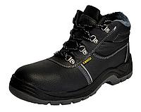 """Черевики, 38 р., зимові утеплені з металевим носком, напівчоботи Cemto """"PROFI-ZM"""", шт. (арт. 8038), фото 1"""
