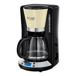 Крапельна кавоварка Russell Hobbs Colours Plus Cream 24033-56