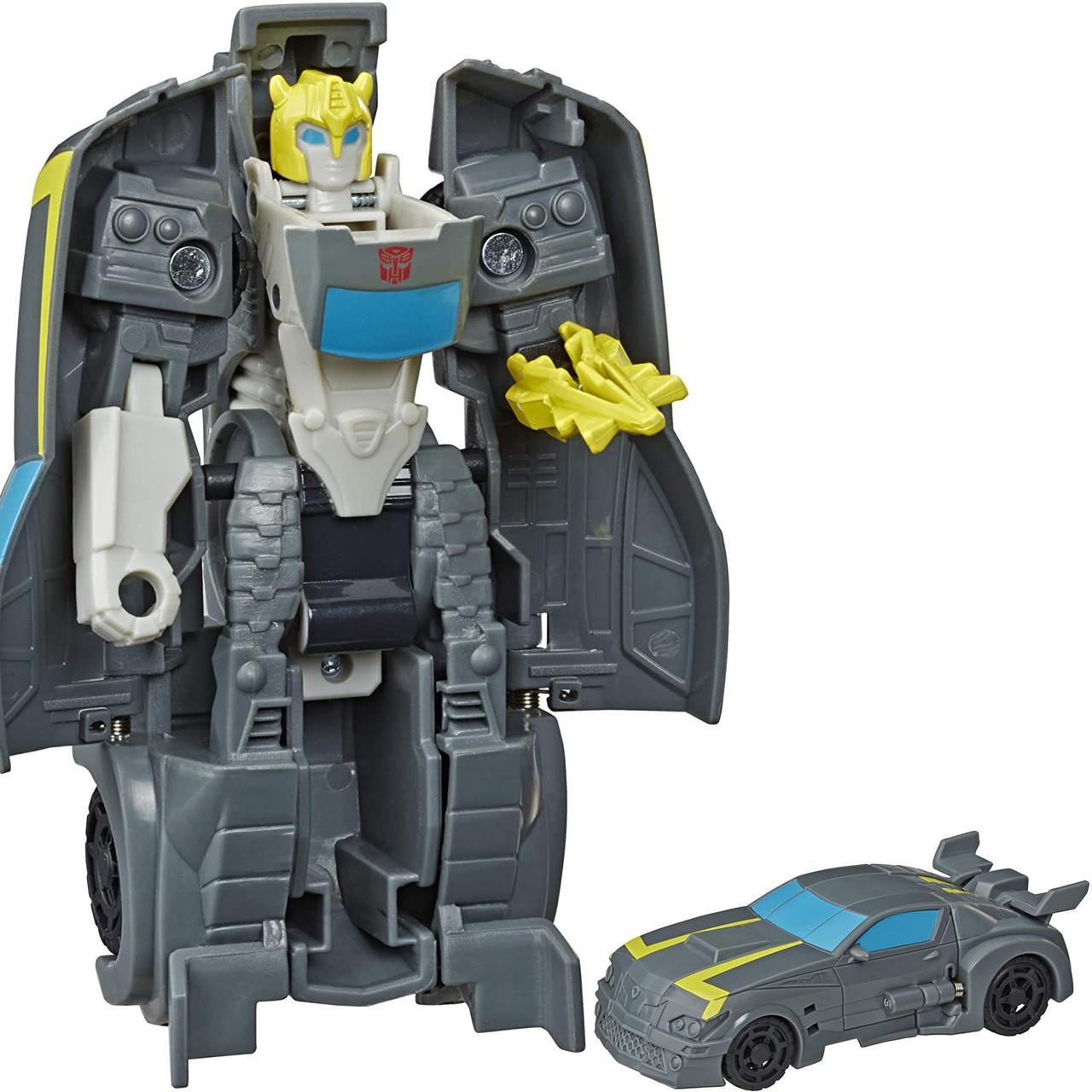 Трансформер теневой выстрел 12см  transformers bumblebee shadow shot