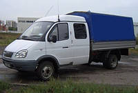 Грузоперевозки по Донецкой области - Газелями