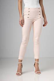Женские прямые брюки в 4 цветах в размерах: S, M, L, XL.