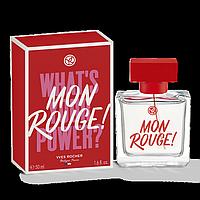 Парфюмерная Вода Mon Rouge Yves Rocher  Ив Роше 50 мл, фото 1