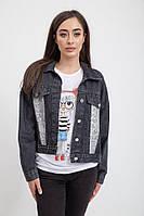 Джинсовая куртка 131R1073 цвет Черный