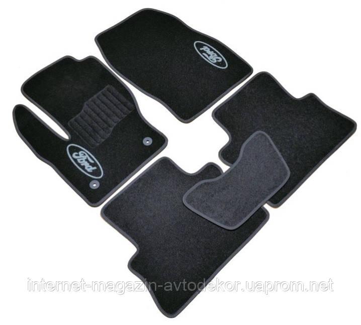 Коврики салона текстильные для Ford С-Max 2011- г.