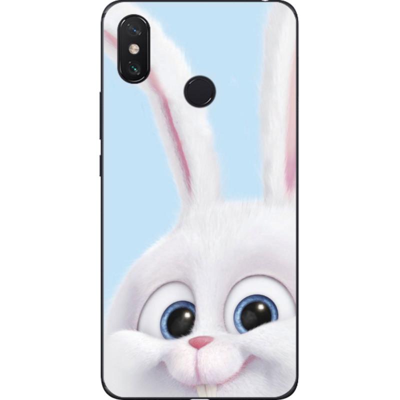 Накладка для Xiaomi Mi Max 3 Кролик