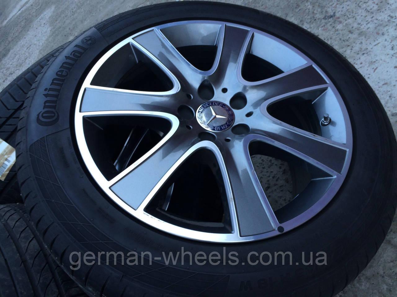 "Колеса  18"" Mercedes-Benz S-Klass W222"
