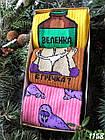 Набор стильных носков мужские женские, подарочный набор коробка, шкарпетки подарунковий набір, фото 5