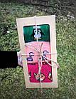 Набор стильных носков мужские женские, подарочный набор коробка, шкарпетки подарунковий набір, фото 3