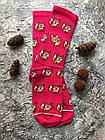 Набор стильных носков мужские женские, подарочный набор коробка, шкарпетки подарунковий набір, фото 8