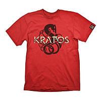 """Футболка GAYA God of War """"Kratos Symbol"""" (Размер-S)"""