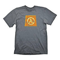 "Футболка GAYA Half Life ""Lambda Logo"" (Размер-S)"
