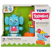 Томі Тоомис Джамбо і Поллі 5011666727274 Tomy Toomies Jumbo i Polly 72727с, фото 1