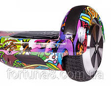 Гироборд гироскутер Smart Balance Wheel гіроборд гіроскутер колеса 6.5 Джунгли, фото 3