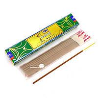 Благовоние Natural Patchouli Satya 15 грамм. Аромапалочки Натуральный пачули (29223)