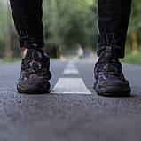🔥 Кроссовки мужские Adidas Yeezy Boost 500 адидас изи буст черные повседневные спортивные Utility, фото 3