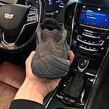🔥 Кроссовки мужские Adidas Yeezy Boost 500 адидас изи буст черные повседневные спортивные Utility, фото 5