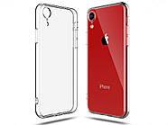 Чехол Mobiking Ultra Thin iPhone XR Transparent силиконовая накладка