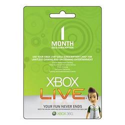 Підписка Xbox Live Gold Status 30 днів електронний ключ
