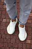 🔥 Кросівки жіночі Adidas Yeezy Boost 350 v2 Hyperspace адідас ізі буст білі повсякденні спортивні легкі, фото 9