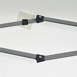 Альтанка шестикутна розкладна 3,6 м / 3 кольори, фото 5