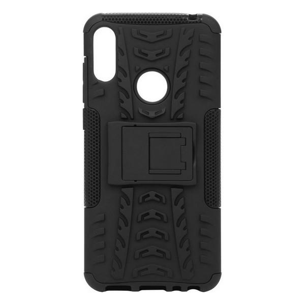 Накладка для Asus ZenFone Max Pro M2 ZB631KL BeCover протиударний чохол-підставка Black