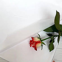 Бумага тишью 50х75 см (50 листов) белая