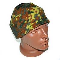 Зимняя флисовая шапка новая