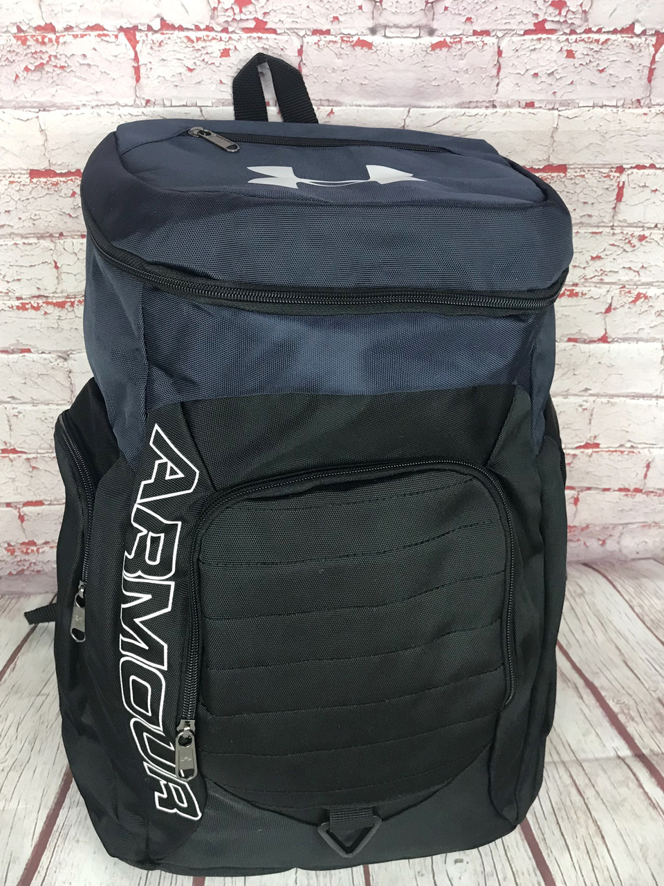 Мужской качественный рюкзак Under Armour. Спортивный рюкзак. Дорожный рюкзак РК20-2