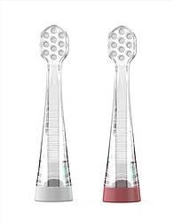 Набір насадок для електричної зубної щітки Nuvita 1151 (малі)
