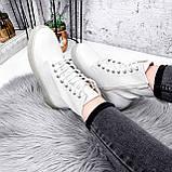 Ботинки женские Slow серые 2942, фото 5