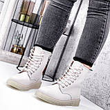 Ботинки женские Slow серые 2942, фото 4