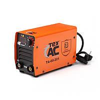 Зварювальний інвертор TexAC TITAN ТА-00-201 (6.4 кВт/250 А)