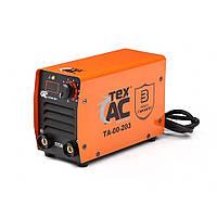 Зварювальний інвертор TexAC TITAN ТА-00-203 (7.5 кВт/300 А)