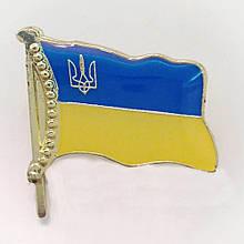Значок флаг Украины