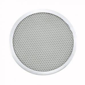Форма-сетка для пиццы 40 см. алюминиевая (экран для пиццы) Winco