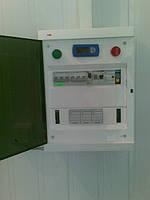 Электрические щиты с пультом управления