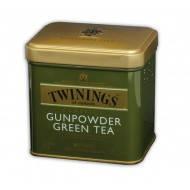 Чай TWININGS Gunpowder Green Tea Зеленый Порох 100 г ж/б