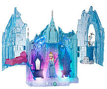 Мини дворец Frozen Светящийся замок Эльзы Frozen Magical Lights Palace