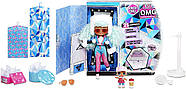 Кукла L.O.L. Surprise! ОМГ Зимний холод Ледяная леди Оригинал MGA Entertainment, фото 4