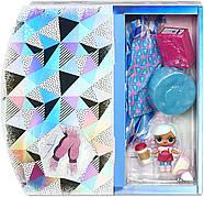 Кукла L.O.L. Surprise! ОМГ Зимний холод Ледяная леди Оригинал MGA Entertainment, фото 5