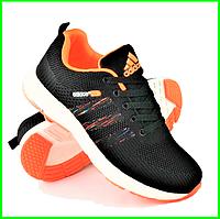 Кроссовки Adidas Neo Чёрные Адидас Мужские (размеры: 40,41,42,43,44,45) Видео Обзор