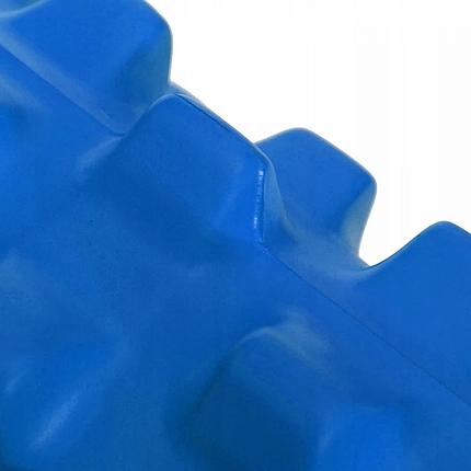 Массажный ролик (валик, роллер) SportVida SV-HK0169 Blue, фото 2