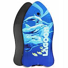 Бодиборд-доска для плавания на волнах SportVida Bodyboard SV-BD0002-3
