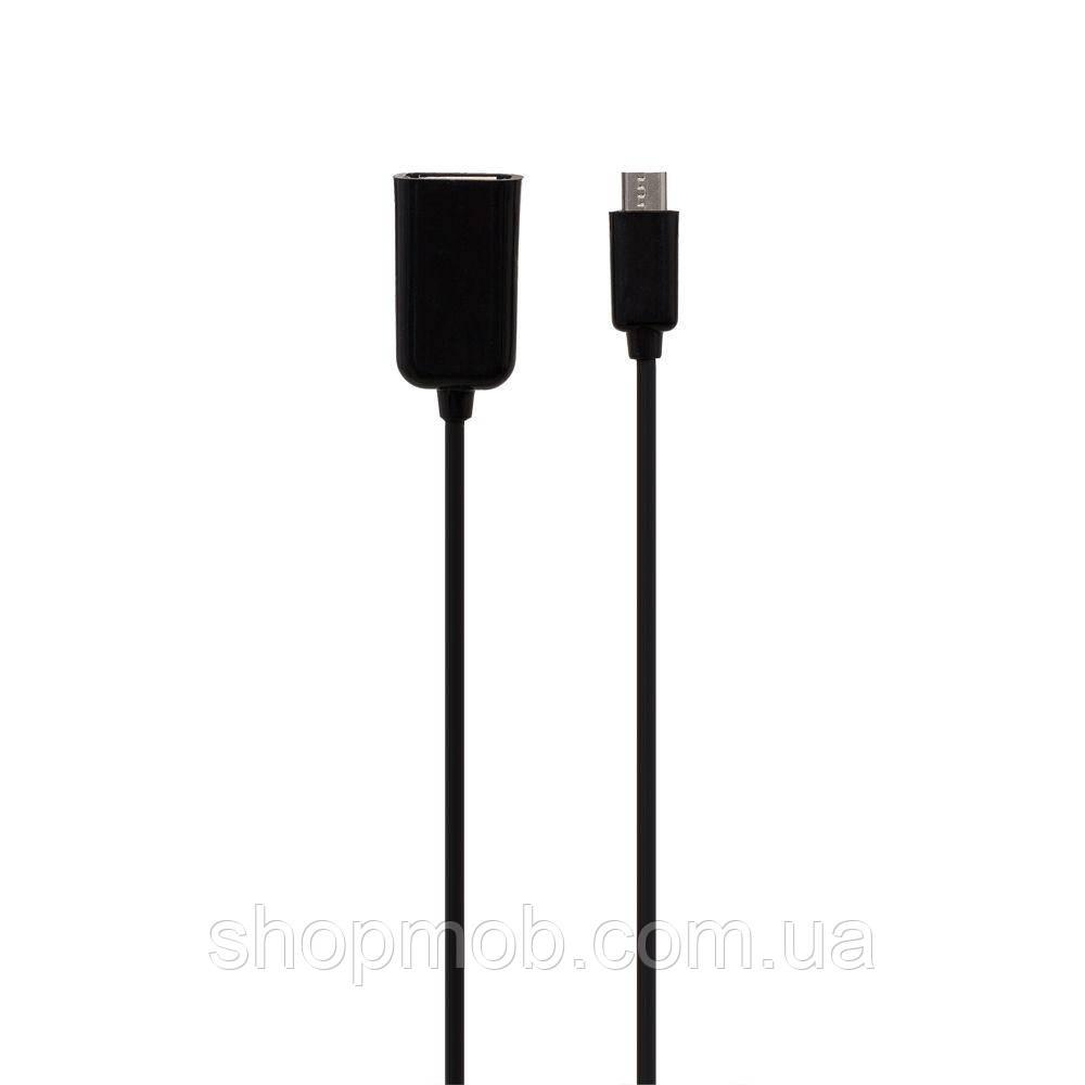 USB OTG CA157 Micro Цвет Чёрный