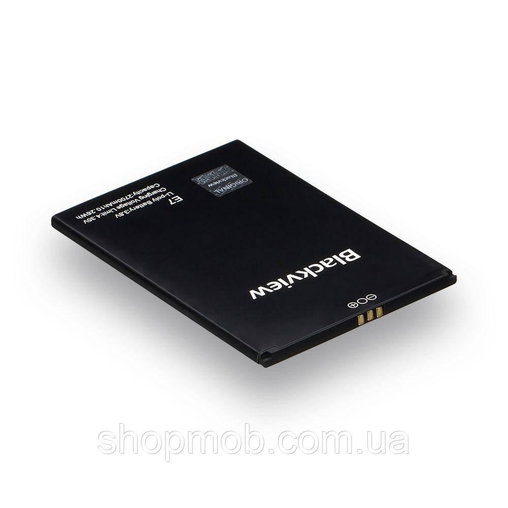 Аккумулятор BlackView E7/E7S Характеристики AAA