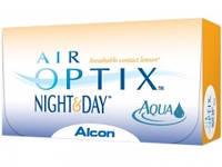 Контактные линзы   ежемесячной  замены    Air Optix Night & Day Aqua