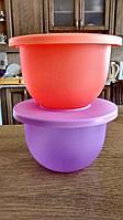 Чаши Очарование 500мл 2шт кораловая сиреневая Tupperware