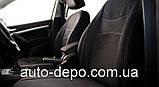 Авточохли на сидіння Skoda Octavia A5 / A5 NEW 2004-2012 повний комплект Nika, фото 7