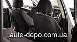 Авточохли на сидіння Skoda Octavia A5 / A5 NEW 2004-2012 повний комплект Nika, фото 6