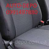 Чехлы на сиденья Опель Астра Н с 2004 г.в., Авточехол для Opel Astra H 2004-, фото 6